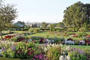 Visiting the Hershey Gardens