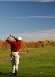 Golf in Hershey