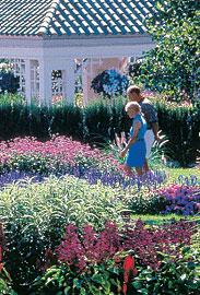 A stroll through Hershey Gardens