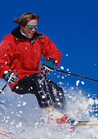 Skiing in Hershey