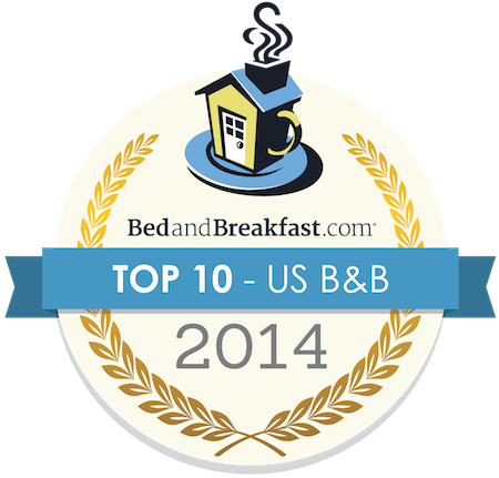 Top 10 Inns in the US by bb.com