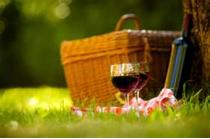 hershey b and b wine basket