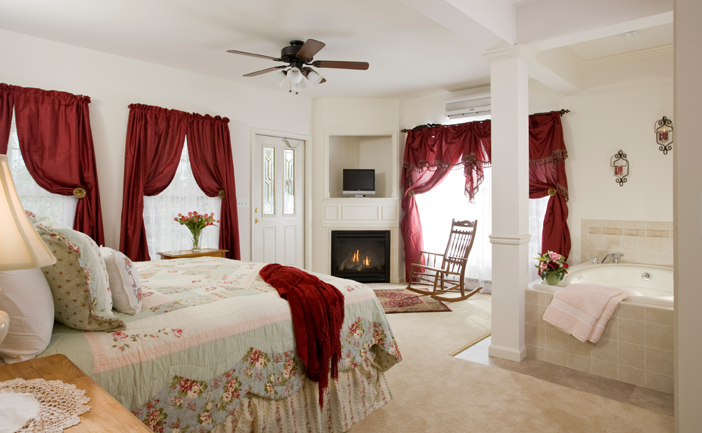 Hershey PA Bed and Breakfast Room