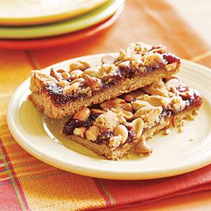 peanut butter bar recipe
