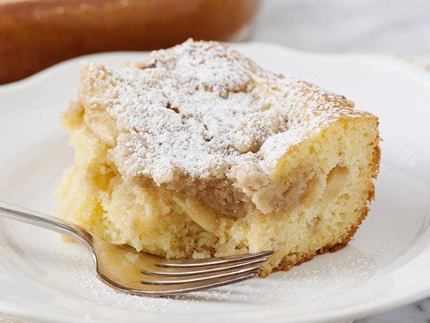 Betty Crocker Lemon Cake Pie