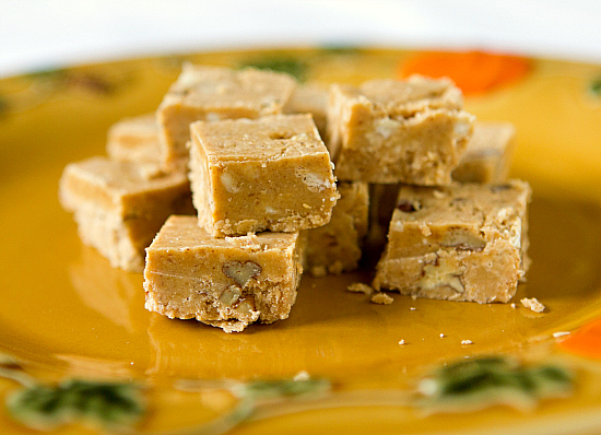 Pumpkin Fudge Recipe : The Inn at Westwynd Farm