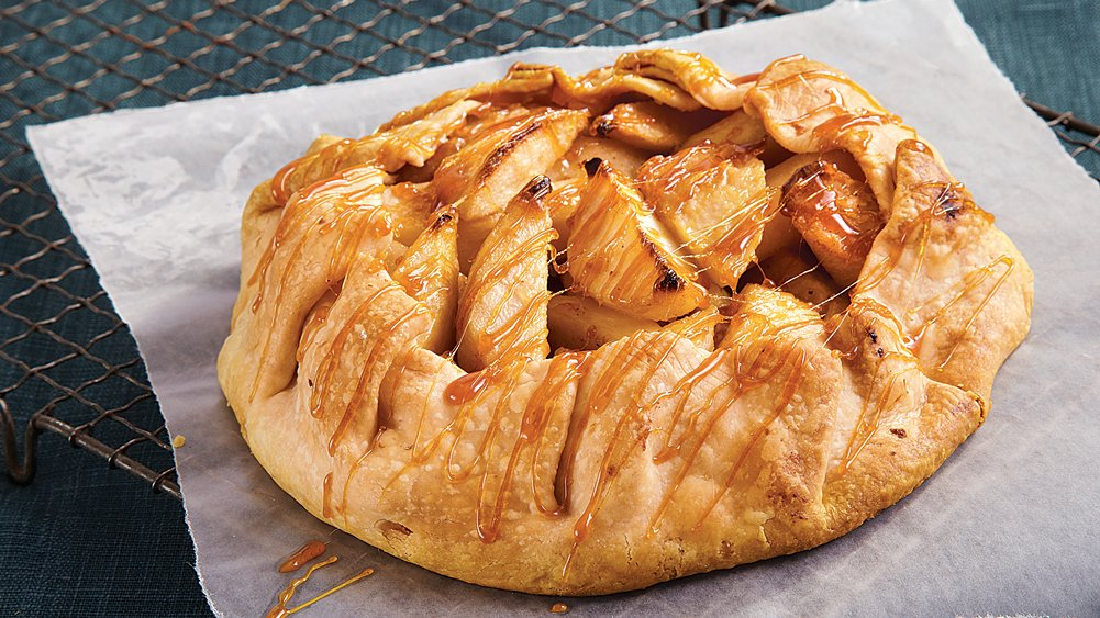 Pear Galette Recipe