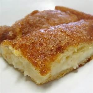 Crescent Breakfast Cheesecake