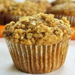 Pumpkin Streusel Muffin Recipe