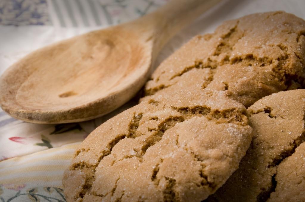 Best Gingersnap Cookie Recipe