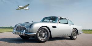 Bond Car in Hershey
