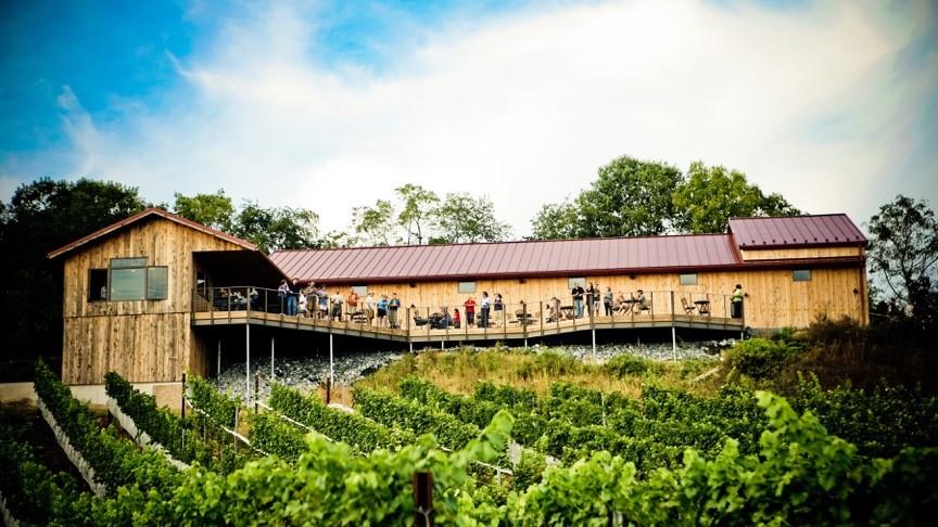 Hershey Winery Tours