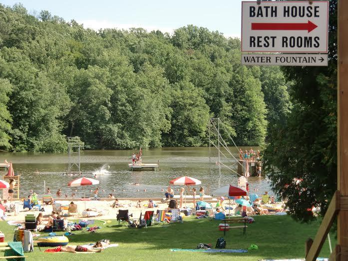 Lakes in Central Pennsylvania