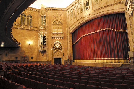 The stage of The Hershey Theater. PROVIDED, The Patriot-News