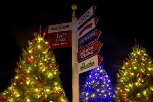 Hersheypark Christmas