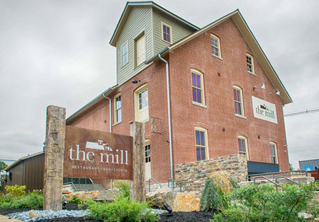 The Mill Restaurant in Hershey, PA
