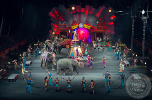 There are so many fun things to do in Hershey. Attend the circus!