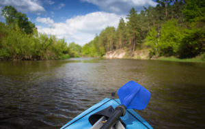 There are so many fun things to do in Hershey. Go on an adventurous kayaking trip!