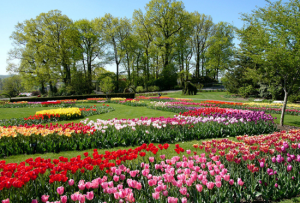There are so many fun things to do in Hershey! Spring is beautiful in Pennsylvania.