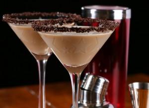 Chocolate Martinis