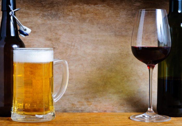 Vineyard and Brewery in Hershey