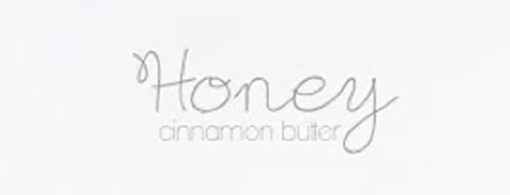 Honey cinnamon butter icon