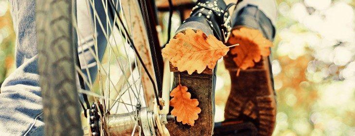 Biking on a Fall Getaway in PA